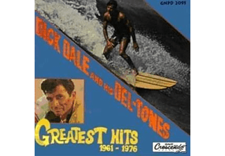 Dick & His Del-tones Dale, Dick Dale And His Del-tones - Greatest Hits - (CD)
