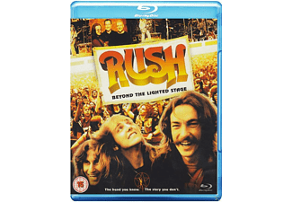 Rush - BEYOND THE LIGHTED STAGE - (Blu-ray)