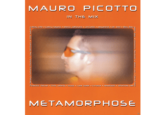 Mauro Picotto - Metamorphose - (CD)