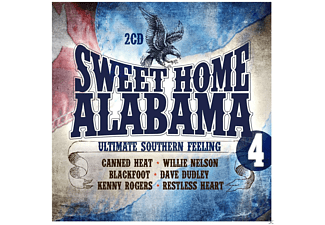 VARIOUS - Sweet Home Alabama Vol.4-Ultimate Southern Feeling - (CD)
