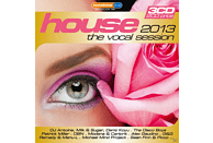 VARIOUS - House: The Vocal Session 2013 [CD]