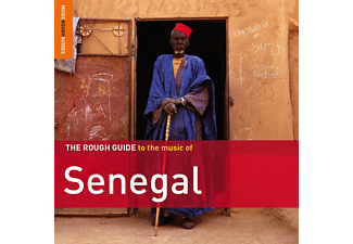 VARIOUS - Rough Guide: Senegal (+Bonus-CD) - (CD + Bonus-CD)
