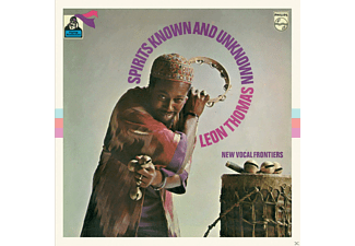 Leon Thomas - Spirits Known And Unknown (+Bonus) - (CD)