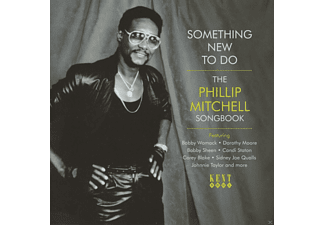 VARIOUS - Something New To Do - The Phillip Mitchell Songbook - (CD)