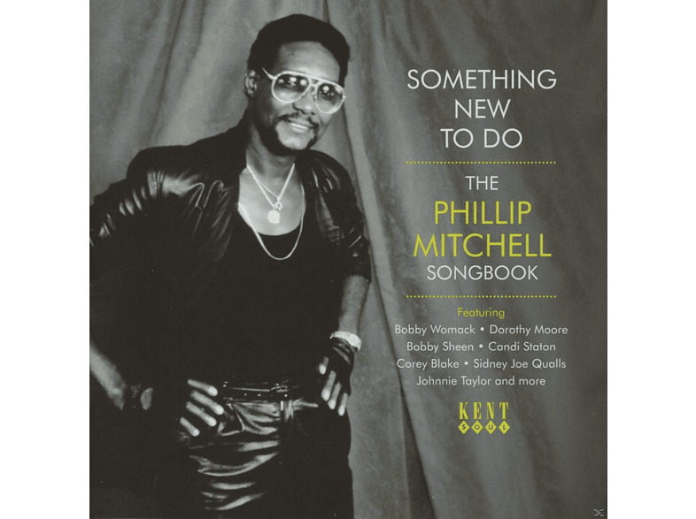 VARIOUS - Something New To Do - The Phillip Mitchell Songbook [CD]