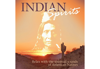 Lakota Natives & Ambros The Fl - Indian Spirits - (CD)