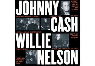 Johnny Cash, Willie Nelson - Vh-1 Storytellers - (CD)