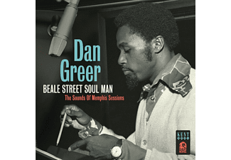 Dan Greer - Beale Street Soul Man / The Sound Of Memphis Sessi - (CD)