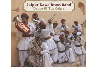 Jaipur Kawa Brass Band - Dance Of The Cobra - (CD)