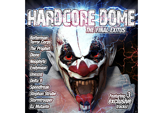 VARIOUS - Hardcore Dome - (CD)