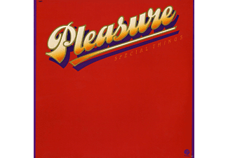 Pleasure - Special Things - (CD)