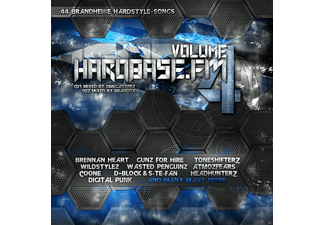VARIOUS - Hardbase.Fm Volume Four! - (CD)