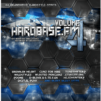 VARIOUS - Hardbase.Fm Volume Four! [CD]