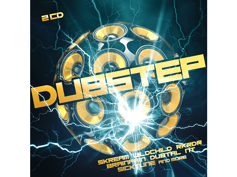 VARIOUS - Dubstep [CD]