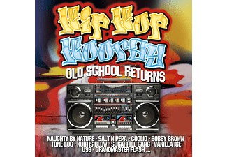 VARIOUS - Hip Hop Hooray - Old School Returns - (CD)