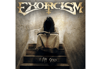 Exorcism - I Am God - (CD)