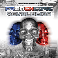 VARIOUS - Frenchcore Revolution [CD]