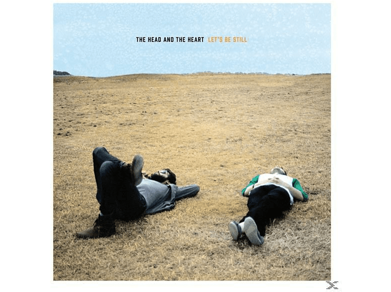 The Head & The Heart - Let's Be Still [LP + Download]