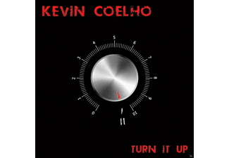 Kevin Coehlo - Turn It Up - (CD)