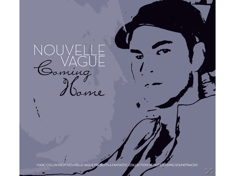 Various/Nouvelle Vague (Compiled By) - Coming Home [CD]