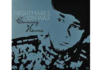VARIOUS - Coming Home-Nightmares On Wax - (CD)