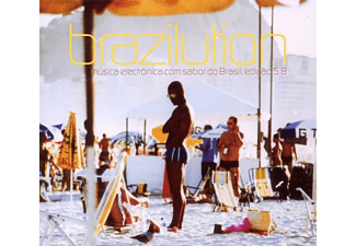 VARIOUS, Arndt (compiled By) Various/kielstropp - Brazilution 5.8 - (CD)