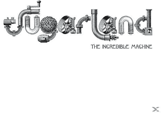 Sugarl, Sugarland - The Incredible Machine - (CD)