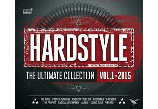 Various - Hardstyle The Ultimate Collection Vol.1 2015 | CD