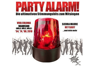 VARIOUS - Party Alarm - (CD)