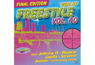 VARIOUS - Freestyle Vol.40-Best Of! - (CD)