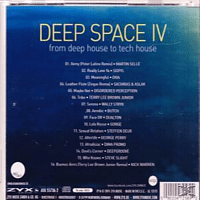 PRES.BY GEORGE PERRY - Deep Space 4-From Deep House To Tech House [CD]