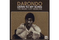 Darondo - Listen To My Song-Music City Sessions [CD]