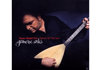 Taner Akyol - Dance To The Sun - (CD)
