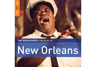 VARIOUS - Rough Guide: New Orleans - (CD + Bonus-CD)