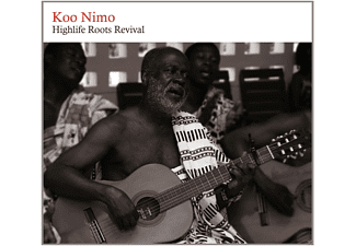Koo Nimo - Highlife Roots Revival - (CD)