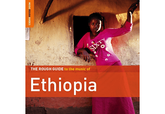 VARIOUS - The Music of Ethiopia - (CD + Bonus-CD)