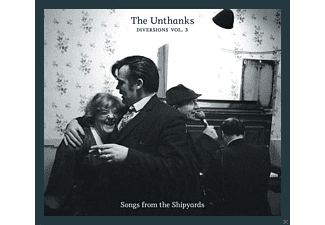 The Unthanks - Diversions Vol.3 - (CD)