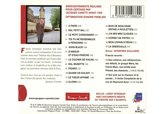 Francis Lemarque - A Paris (Best Of) - (CD)