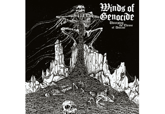 Winds Of Genocide - Usurping The Throne Of Disease - (CD)