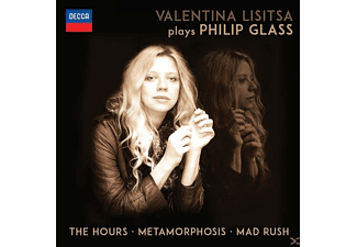 Valentina Lisitsa - Valentina Lisitsa Plays Philip Glass - (CD)
