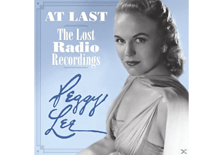 Peggy Lee - At Last-Lost Radio Recordings [CD]