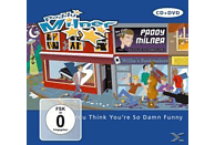 Paddy Milner - You Think You Re So Damn Funny [DVD + CD]