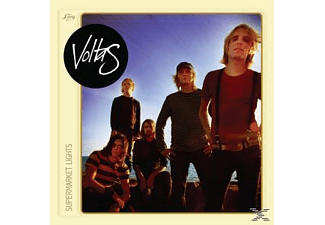 The Voltas - Supermarket Lights - (CD)