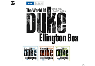 WDR Big Band Köln - The World Of Duke Ellington Box - (CD)