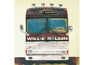 Willie Nelson - Lost Highway [CD]