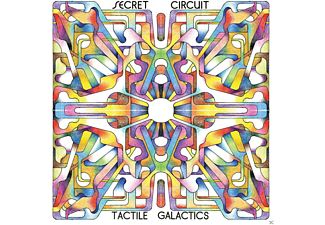 Secret Circuit - Tactile Galactics - (CD)