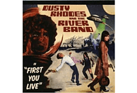 The River Band - First You Live [CD]