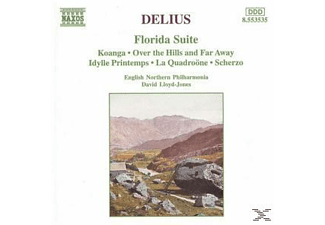 English Northern Philharmonia, Lloyd-Jones/Engl.Northern PO - Florida Suite,Suiten 1-3 - (CD)