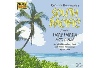 Martin/Pinza/Hall/Tabbert/Luna - South Pacific - (CD)