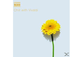 VARIOUS - Chill With Vivaldi - (CD)